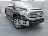 2015 Toyota Tundra Limited CrewMax Front 3/4 View