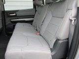 2015 Toyota Tundra Limited CrewMax Graphite Interior