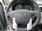 2015 Toyota Tundra Limited CrewMax Steering Wheel