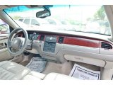 2003 Lincoln Town Car Executive Dashboard