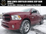 2015 Deep Cherry Red Crystal Pearl Ram 1500 Express Crew Cab 4x4 #101826820