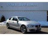 2015 Glacier Silver Metallic BMW 3 Series 328i xDrive Sedan #101826757