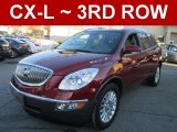 2011 Red Jewel Tintcoat Buick Enclave CXL #101826664