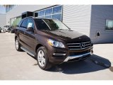 Mercedes-Benz ML Data, Info and Specs