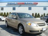 2007 Sandstone Metallic Chevrolet Cobalt LT Sedan #101827082
