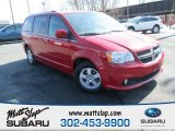 2013 Redline 2 Coat Pearl Dodge Grand Caravan Crew #101826960