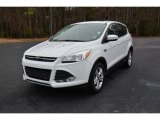2014 Oxford White Ford Escape SE 2.0L EcoBoost #101827012