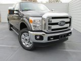 2015 Magnetic Ford F250 Super Duty Lariat Crew Cab 4x4 #101826895