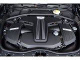 Bentley Continental GT V8 Engines