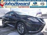 2015 Magnetic Black Nissan Murano SV AWD #101859826