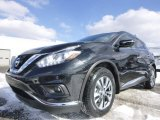 2015 Nissan Murano SV AWD Front 3/4 View