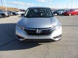 2015 Alabaster Silver Metallic Honda CR-V LX AWD #101887055