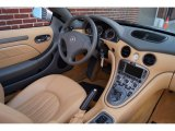 Maserati Spyder Interiors