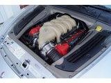 Maserati Spyder Engines