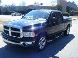 2005 Black Dodge Ram 1500 ST Quad Cab #101887195