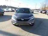 2015 Modern Steel Metallic Honda CR-V EX-L AWD #101887063