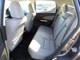 2015 Honda CR-V EX-L AWD Rear Seat