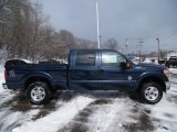2015 Blue Jeans Ford F250 Super Duty XLT Crew Cab 4x4 #101887035