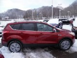 2015 Sunset Metallic Ford Escape Titanium 4WD #101887033