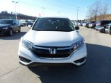 2015 White Diamond Pearl Honda CR-V LX AWD #101887058