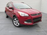 2015 Ruby Red Metallic Ford Escape SE #101887146