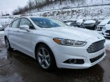 2015 Oxford White Ford Fusion SE #101908152