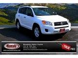 2011 Super White Toyota RAV4 I4 4WD #101907927