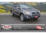 2011 Magnetic Gray Metallic Toyota RAV4 V6 Sport 4WD #101907926