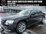 2015 Gloss Black Chrysler 300 Limited AWD #101908359