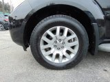 Nissan Pathfinder 2008 Wheels and Tires