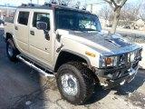2005 Hummer H2 Desert Sand Metallic