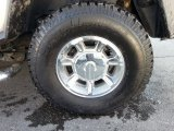 Hummer H2 Wheels and Tires