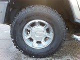 Hummer H2 2005 Wheels and Tires