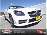 2015 Mercedes-Benz SLK designo Diamond White Metallic