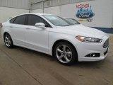 2015 Oxford White Ford Fusion SE #101908026