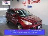 2015 Ruby Red Metallic Ford Escape Titanium #101908025