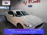 2015 Oxford White Ford Mustang GT Premium Coupe #101908023