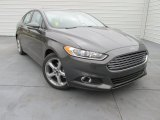 2015 Magnetic Metallic Ford Fusion SE #101908257