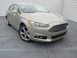2015 Tectonic Silver Metallic Ford Fusion SE #101908256