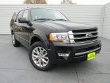 2015 Tuxedo Black Metallic Ford Expedition Limited #101908254