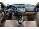 2003 Honda Civic Interiors