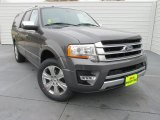 2015 Magnetic Metallic Ford Expedition EL Platinum #101908253