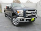 2015 Blue Jeans Ford F250 Super Duty King Ranch Crew Cab 4x4 #101908250