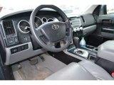 2008 Toyota Tundra SR5 CrewMax Graphite Gray Interior