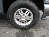 GMC Canyon 2009 Wheels and Tires