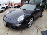 2005 Porsche 911 Midnight Blue Metallic