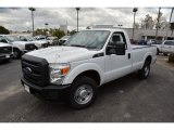 2015 Oxford White Ford F250 Super Duty XL Regular Cab #101958124