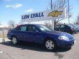 2006 Laser Blue Metallic Chevrolet Impala LTZ #10182934