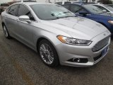 2015 Ford Fusion Ingot Silver Metallic