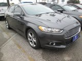 2015 Magnetic Metallic Ford Fusion SE #101957865